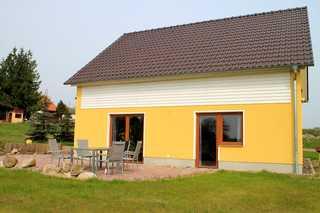 Ferienhaus mit 4 Schlafräumen Boisterfelde UCK 1111 Hausansicht