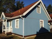 Schwedenhäuser am Useriner See Villa Blau, 2 Boote inclusive, WLAN