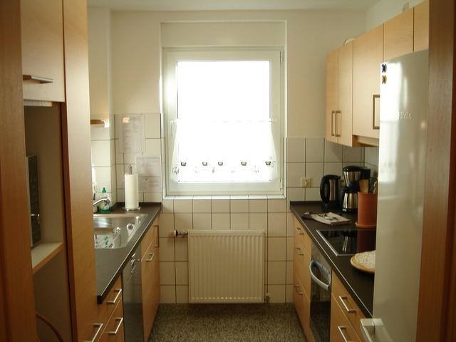 Küche Ferienwohnung 8
