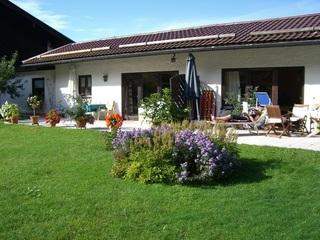 Ferienwohnungen Haus Eva Hagn Südseite zum Wallberg