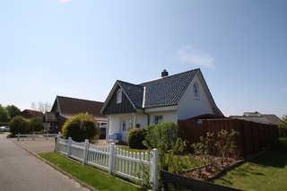 Ferienhaus Norderpiep 14 mit Sauna und Kamin , Wlan Außenansicht