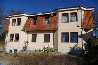 Villa Adebar Außenansicht