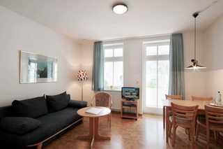 Ferienwohnung 202RB6, Villa Hans Wohnen