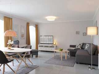 Villa Sonnengarten Whg. Sog3 Villa Sonnengarten App.3- Wohn- und Essbereich