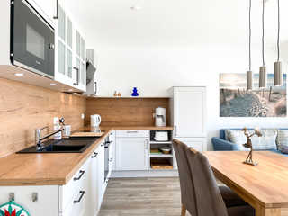 Tordalk Whg. 9 voll ausgestattete Küche