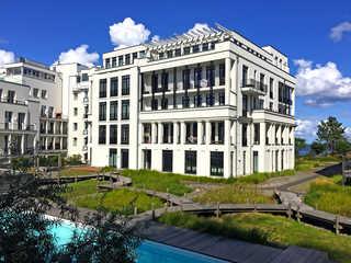 Villa Philine F 612 Penthouse 28 mit Meerblick + Aussenpool Villa Philine im Ostseebad Sellin