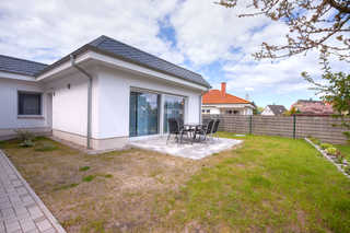 Haus Werder Wohnung 4 - mit Gaskamin Außenansicht