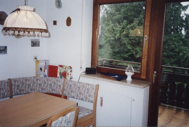 Eckbank in der Küche