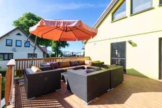 Ahlb_Ferienhaus Kieferngrund Terrasse