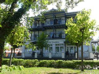 Ferienwohnung Villa Strandblick 01 im Ostseebad Binz, Rügen Außenansicht