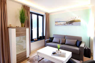 Ferienwohnung 103RB8, Haus Avida Wohnbereich