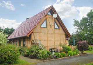 Ferienhaus in Röbel/Müritz Außenansicht