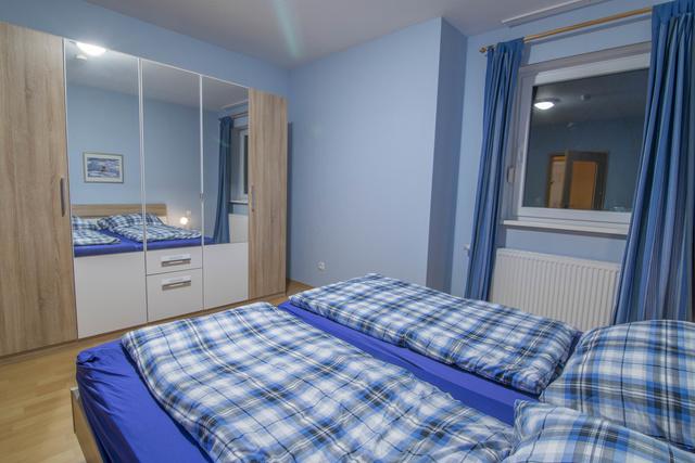 Schlafzimmer, z.B. Whg 2 Weißstorch