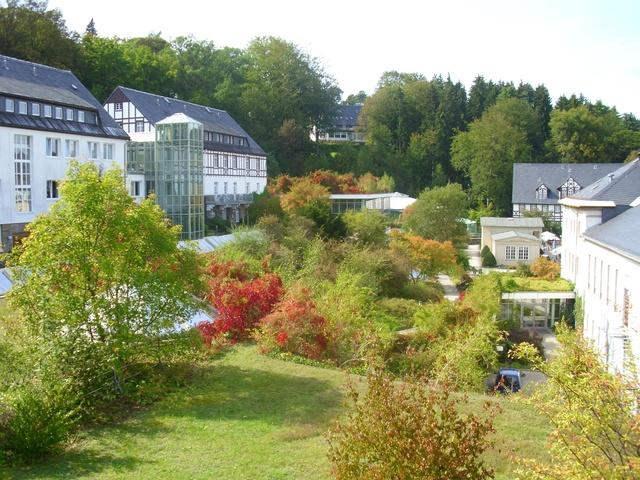 Thermalbad Wiesenbad 3 km entfernt