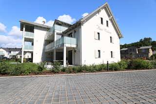 A: Haus Windrose Whg 04 Seaside mit Terrasse Außenansicht