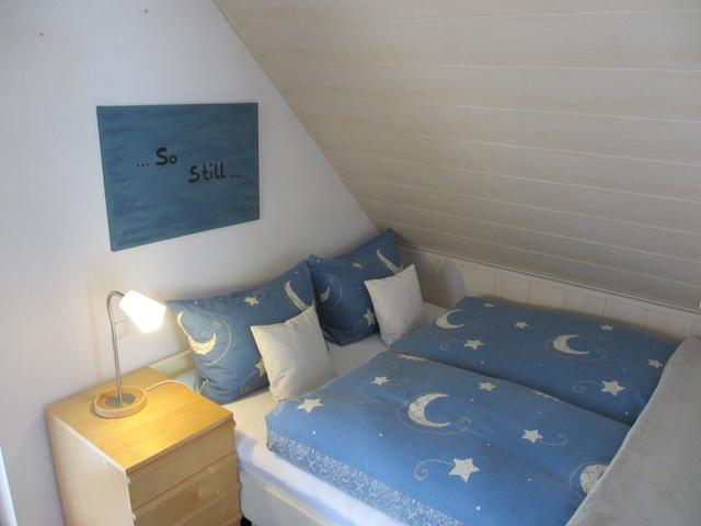 Schlafzimmer sep. FeWo IV Studio