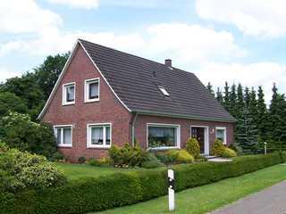 Ferienwohnung Kastanienhof, 35165 (EG) Hausansicht