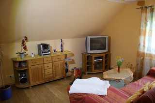 Gästewohnung Meinig Wohnzimmer