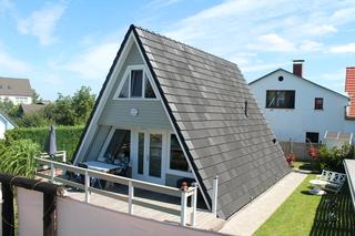 Finnhütte in Kröslin Finnhütte