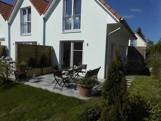 Ferienwohnung Ferienhaus Hohwachter Bucht Ostsee DSL-WLAN Die Terrasse