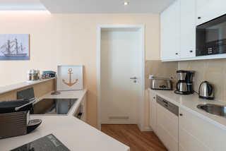 Villa Strandvogt WE 12 Küche