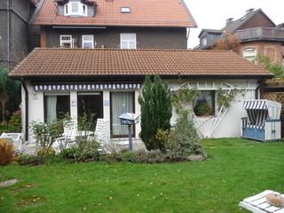 Ferienhaus Arnold Außenansicht des Ferienhauses