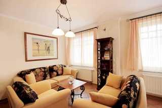 Ferienwohnung 21RB11, Villa Laetitia Wohnbereich