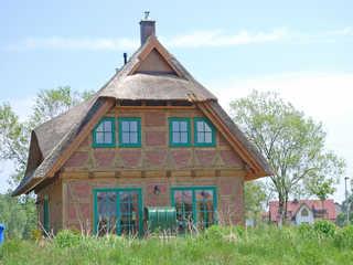 Fachwerkhäuser Gager F562 Haus 2 Menke mit Sauna + Kamin Fachwerkhaus Gager in Gager Haus 2 Menke (mitte...
