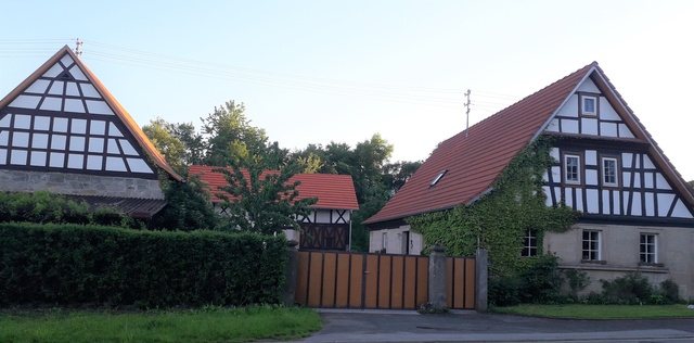 Ferienhaus im Fachwerkhof Ferienhaus im Fachwerkhof