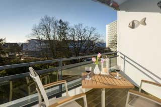 Apartment Ankerplatz 57, Haus Wiesbaden Loggia