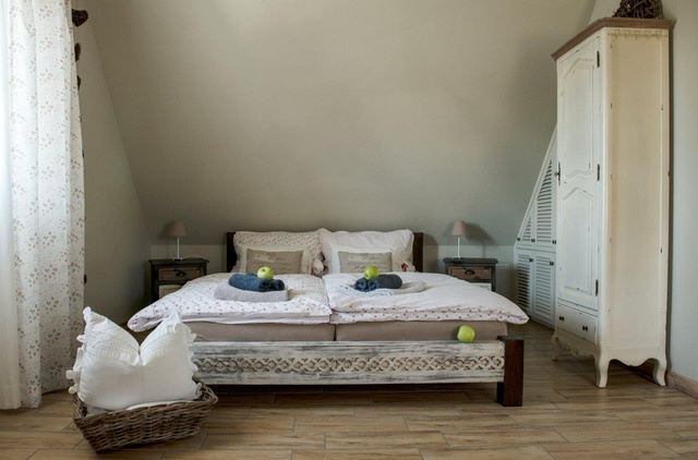 Schlafzimmer Landliebe
