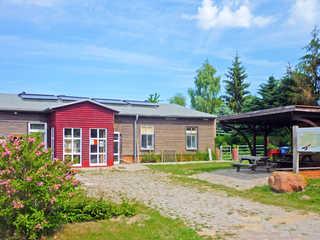 Gruppenhaus für max. 30 Personen Eingang