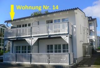 Haus Quisisana -Ferienwohnung 45455 -Whg. 14 Gartenhaus - Quisisanan
