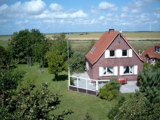 Ferienhaus in Dornumersiel 200-015a