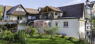Apartment-Haus Gundelfinger Apartment-Haus Gundelfinger, Ansicht Rückgebäude