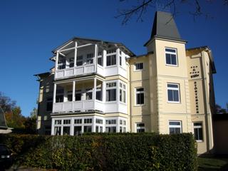 Villa Störtebeker, **** Appartement Nr. 7 Hausbild