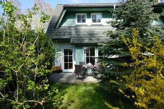 Zinnowitz Skanepark_Ferienhaus 26 Terrasse