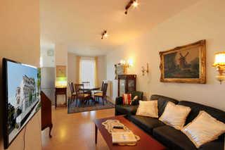 Ferienwohnung 205RB4, Villa Strandblick Wohnen