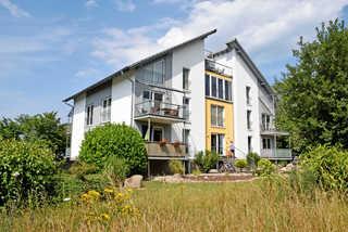 Ferienappartement Mönchgut mit Balkonterrasse Ferienappartement Mönchgut mit Balkonterrasse