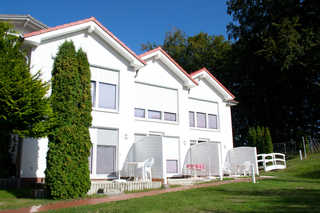 Appartement Am Wald Granitz in Sellin 5 min zur Ostsee Aussenansicht