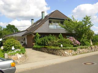 RED Ferienwohnungen Haus Roggenbach Außenansicht