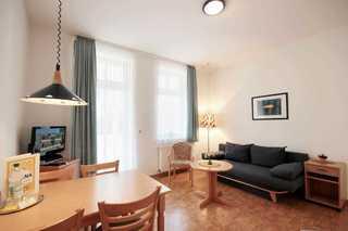 Villa Hans, Whg. 2 Wohnen