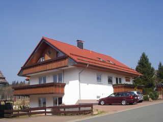 Haus Jasmin Außenansicht Haus Jasmin