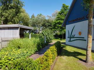 Exkl. FH Fleiderbusch, Kamin, W-LAN Zuwegung zum Ferienhaus