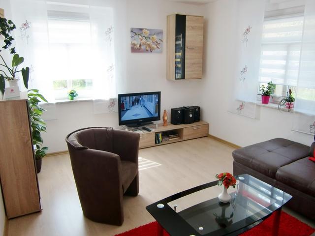 Wohnzimmer Fewo 1