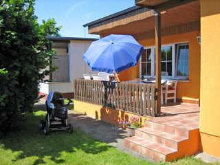 Ferienhaus Mönkebude VORP 2041 Bungalow mit Terrasse