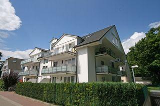 H: Ferienwohnung 10 Helene mit 2 Balkone - ca. 300m Strand Objektansicht
