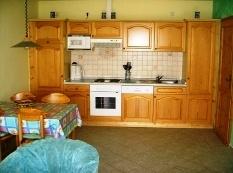 Typ 3 Wohnzimmer mit Küche