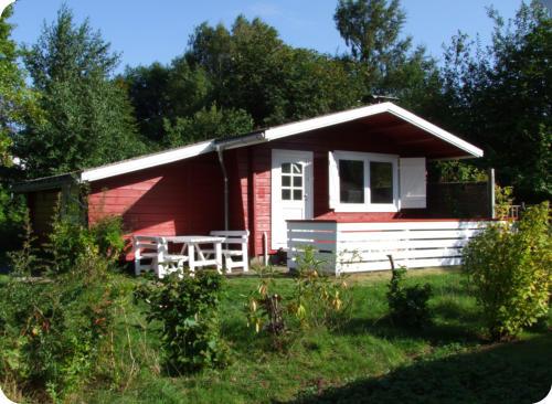 dasMeerchen - Cottage am Fjord dasMeerchen - Cottage am Fjord (Aussen, West)