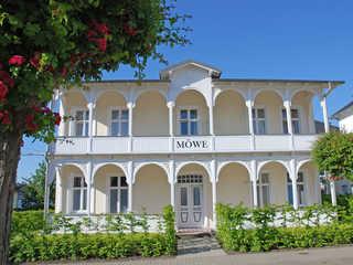 Haus Möwe F 579 WG 6 im 1. OG mit großem Balkon Haus Möwe im Ostseebad Sellin
